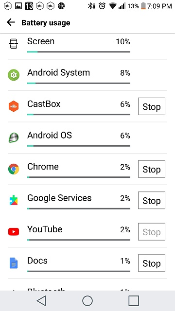 LG G5 H-830 Battery Drain - Android Forums at AndroidCentral com