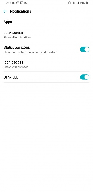 Not happy with the LED notification, or lack thereof  G7