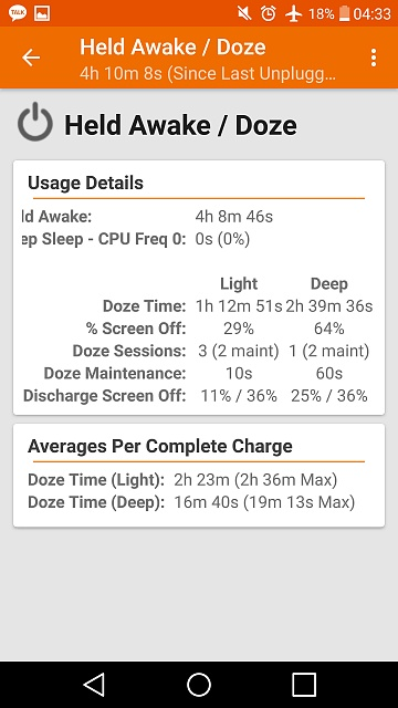 LG V20 battery draining even after factory reset - Android
