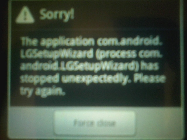 How to fix) Stuck on Setup Wizard - Android Forums at