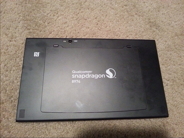 WTS: Qualcomm Snapdragon 800 Developer Tablet-imageuploadedbytapatalk1389997992.553832.jpg
