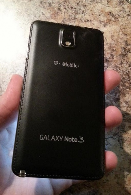 WTS/WTT -  T-Mobile Galaxy Note 3 Jet Black 32GB + 2 cases all OG Accessories & Box-note-3-back.jpg