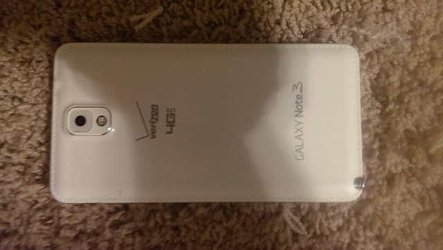 WTS Samsung Galaxy Note 3 Verizon (white) Mint like Brand New!-1396672312552.jpg
