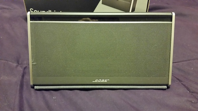 Bose Soundlink II Bluetooth Speaker (like new)-20140601_215401.jpg
