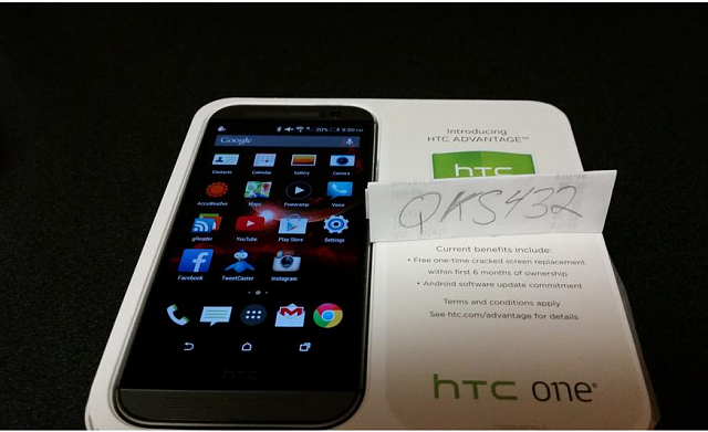 HTC One (M8) for AT&T w/ 32GB microSD *Excellent condition*-1.png
