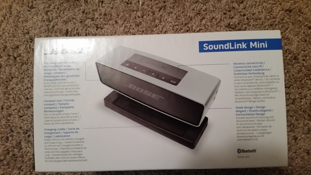 Bose Soundlink Mini Bluetooth Speaker Android Forums At