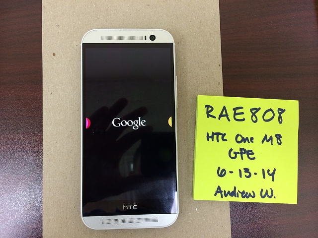 *MINT* HTC One M8 Google Play Edition *TRUSTED SELLER*-image.jpg