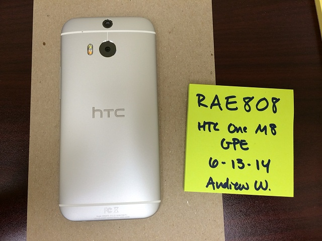 *MINT* HTC One M8 Google Play Edition *TRUSTED SELLER*-image-1-.jpg