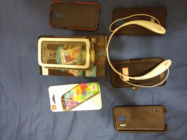 Mint! Samsung Galaxy S5 White Verizon with lots of extras!-1029140002.jpg