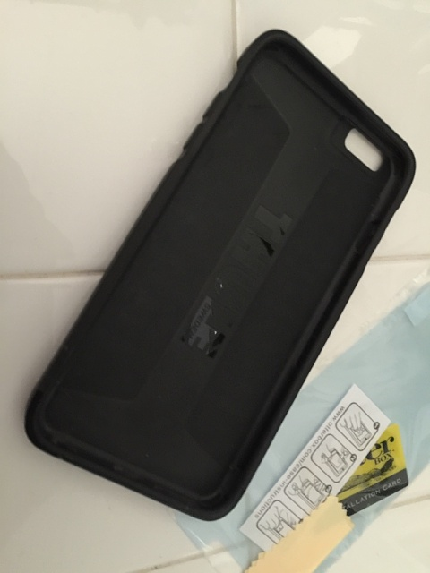 WTS iPhone 6 plus Thule case with screen protector-imageuploadedbytapatalk1420002783.064097.jpg