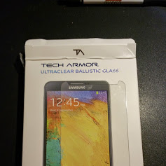 Tech Armor Tempered Glass for Galaxy Note 3-2pic.jpg