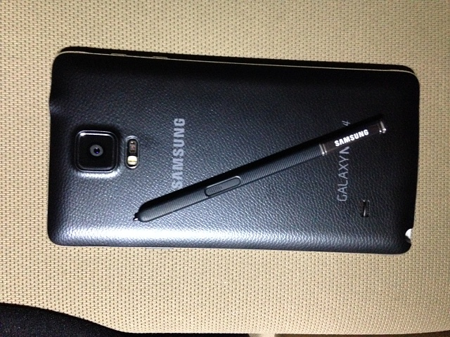 Samsung Galaxy Note 4 Black for trade iPhone 6 64gig space grey-image3.jpg