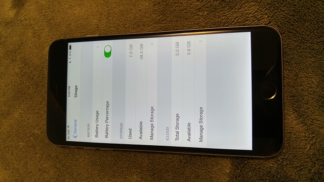 Unlocked 64GB iPhone 6 Plus Space Gray - Galaxy S6 wanted-20150529_214030_hdr.jpg
