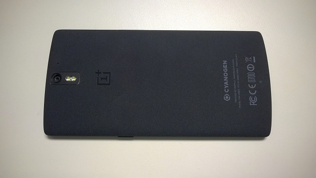 ++MINT++ OnePlus One 64GB Sandstone Black +Cases+Tempered Glass Screen Protector-wp_20150603_013.jpg