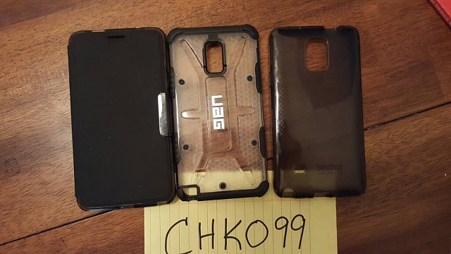 Verizon Galaxy Note 4 with tons of extras!-1434203621427.jpg