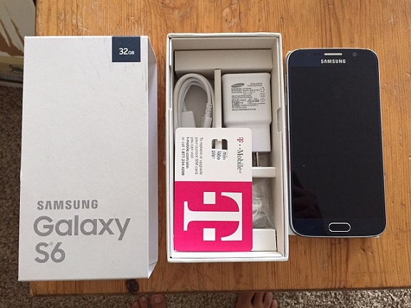 Mint Condition T-Mobile Galaxy S6 - Paid off - Clean IMEI!!-image2.jpg