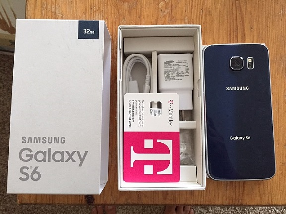 Mint Condition T-Mobile Galaxy S6 - Paid off - Clean IMEI!!-image3.jpg