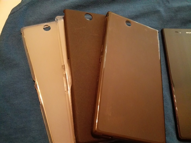 WTS Mint Sony Xperia Z Ultra with Cases-uploadfromtaptalk1444595552496.jpg