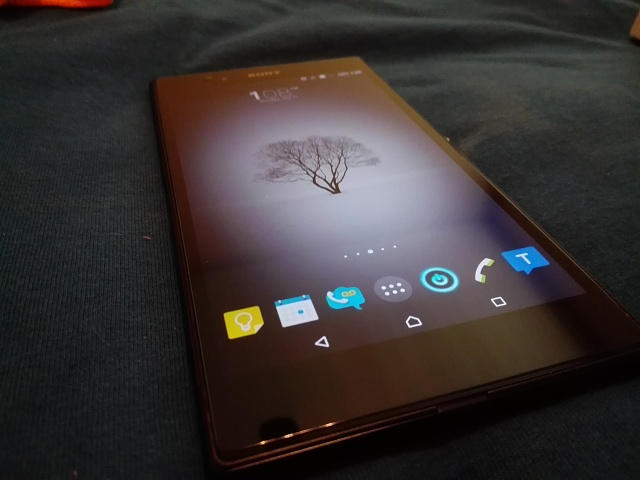 WTS Mint Sony Xperia Z Ultra with Cases-uploadfromtaptalk1444595700857.jpg