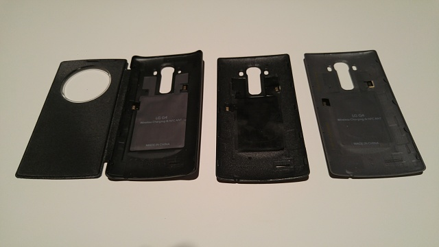 Verizon LG G4 Gray and Leather Black with lots of accessories/cases!-1031152145.jpg