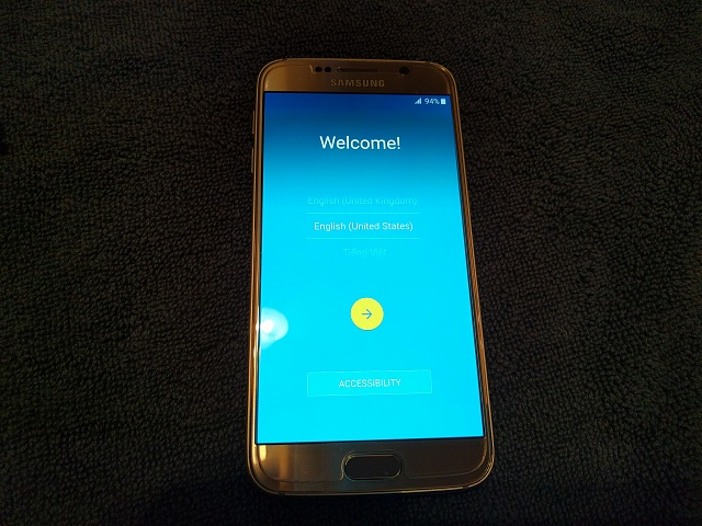 ** MINT CONDITION ** Galaxy S6 (LTE on T-Mobile and AT&T) 64GB ** Factory Unlocked **-img_20151220_193522.jpg