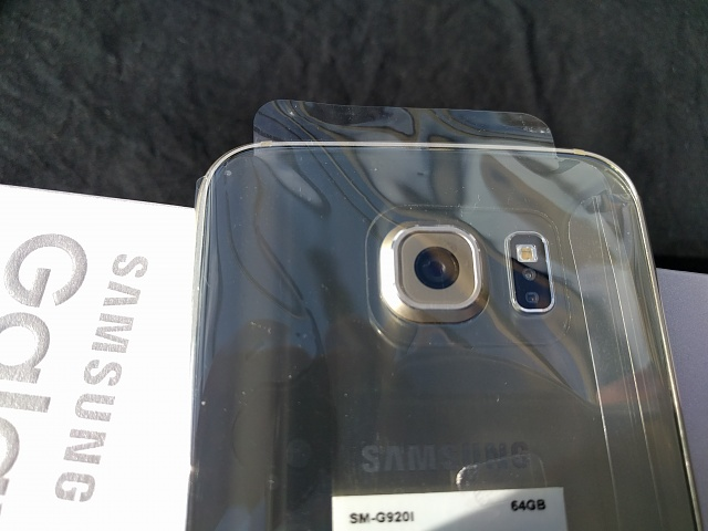 ** MINT CONDITION ** Galaxy S6 (LTE on T-Mobile and AT&T) 64GB ** Factory Unlocked **-img_20151223_102215.jpg