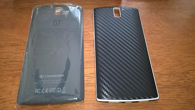 ++VERY GOOD++OnePlus One 64GB Sandstone Black +2 Back Covers + Screen Protector-wp_20160321_11_10_11_pro.jpg
