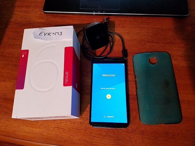 Good condition Nexus 6 with tempered glass screen protector and case.-20160905_195003-1-.jpg