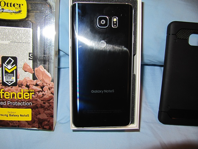 FS: Samsung Galaxy Note 5 64GB Black - Mint With extras-img_0896.jpg