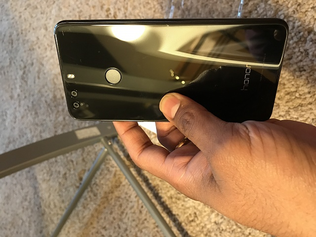 Honor 8 64GB Midnight Black in good condition-img_1651.jpg