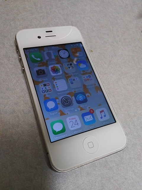 iPhone 4S [White, ATT, 16 GB] for sale or elderly Android phone-img_20170324_0205577.jpg