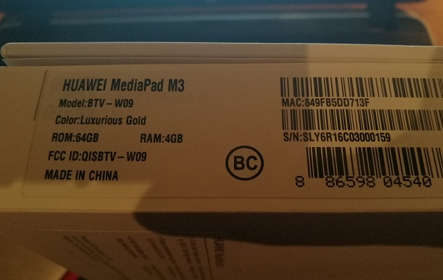 Huawei Media Pad M3 64g Like New-img_20170605_234216.jpg