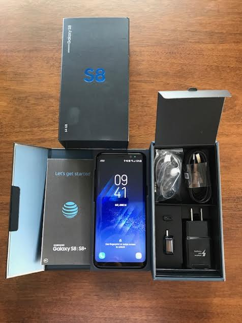 1 Day Old AT&T Samsung Galaxy S8 - w/ free Wireless Fast Charger-unnamed.jpg