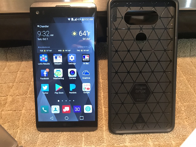 LG V 20 Black, 64 GB, Factory  unlocked, being used on Cricket.-20171002_150956790_ios.jpg