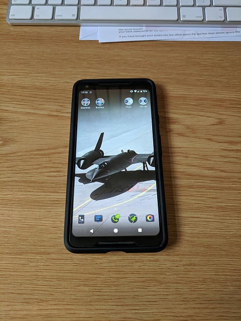 UK based Google Pixel 2 XL - 64GB / white/black - immaculate & in warranty-img_20180812_171258.jpg