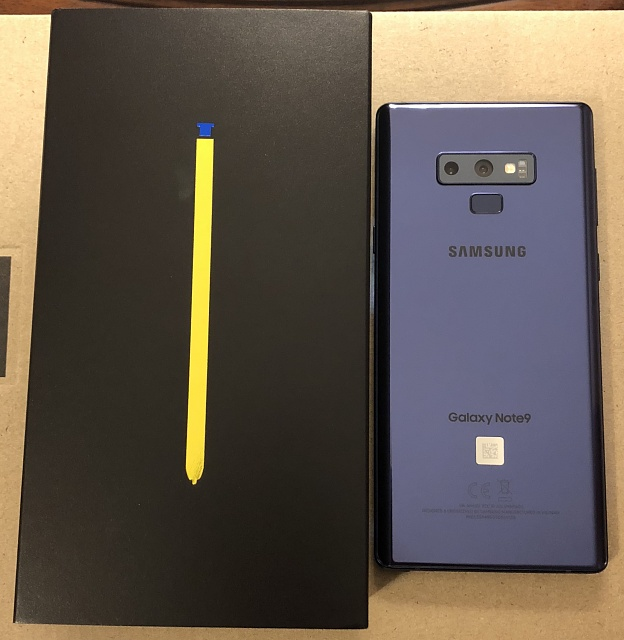 Samsung Galaxy Note 9 w/Samsung S View Cover & 128GB Memory Card!-8c31a607-b35e-48be-971b-8250adb6f1c2.jpg