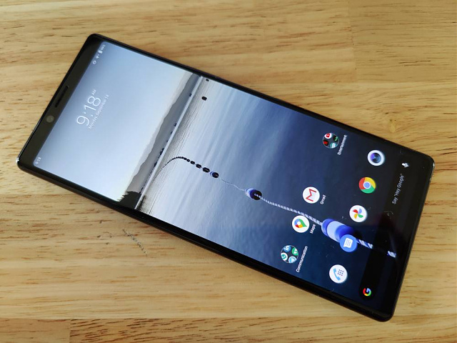 Excellent Condition Black US Sony Xperia 1-img_20200914_091823.jpg