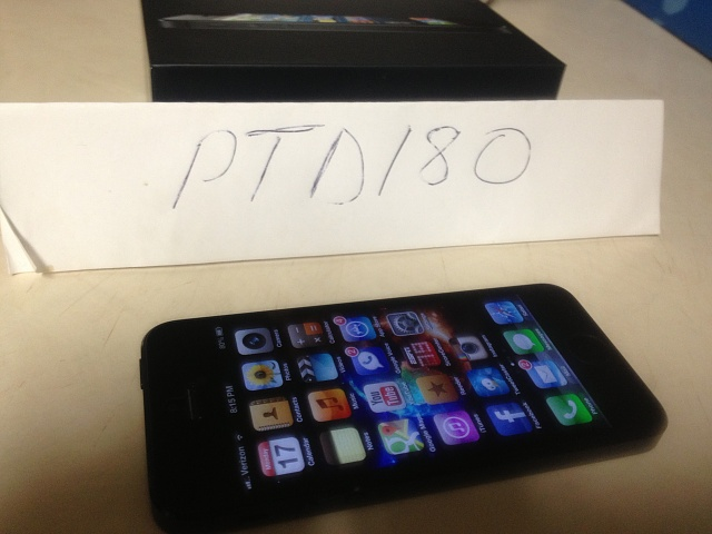 WTS: iPhone 5 32GB Black Slate (Verizon) *Mint* plus extras-photo-2.jpg