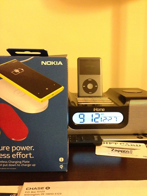 New Nokia Qi Wireless Charging Pad (Black)-imageuploadedbytapatalk1356664481.338132.jpg