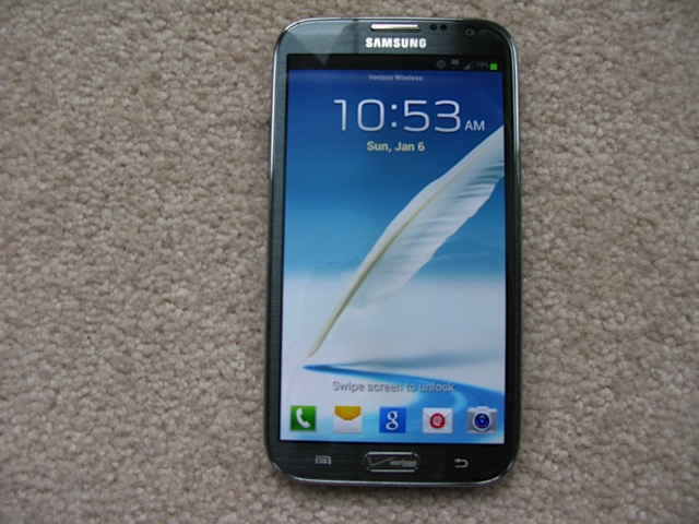WTS: Verizon Galaxy Note 2 - Clean ESN - MINT-img_3248.jpg