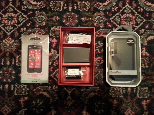 Verizon Nokia Lumia 822 - Used 2 days w/extras!-20130118_133823.jpg