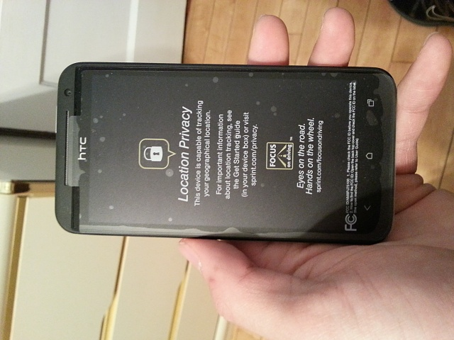 Sprint HTC Evo 4G LTE NEW - Clean ESN-evolte.jpg