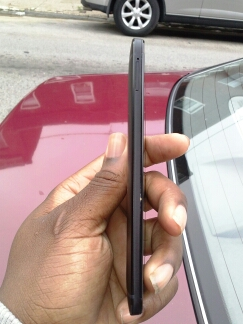 HTC ONE 32GB (Black) for Sprint w/ Otterbox and flip case *Excellent Condition*-photo-4.jpg
