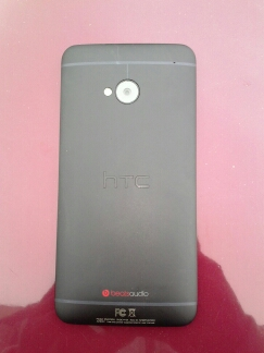 HTC ONE 32GB (Black) for Sprint w/ Otterbox and flip case *Excellent Condition*-photo-3.jpg