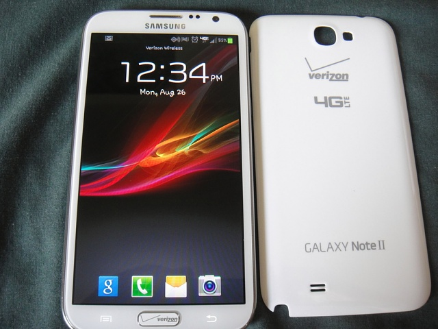 Verizon Samsung Galaxy Note 2 (White) w/ extras-dsc02038.jpg