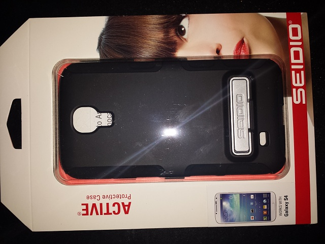 Seidio ACTIVE with Metal Kickstand Case for Samsung Galaxy S4 Black BRAND NEW-20130831_195110.jpg