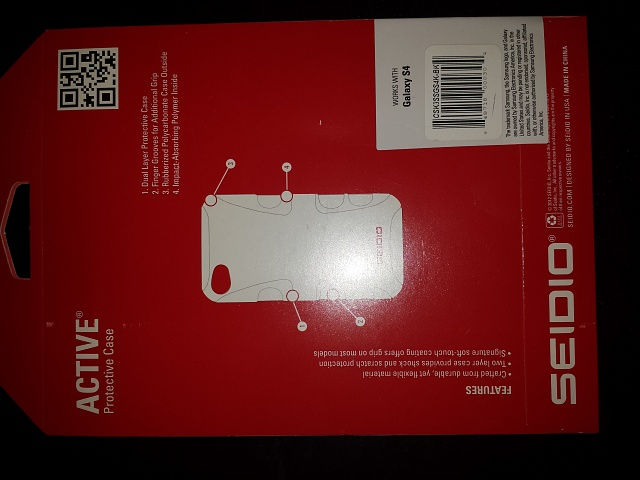 Seidio ACTIVE with Metal Kickstand Case for Samsung Galaxy S4 Black BRAND NEW-20130831_195121.jpg