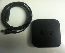 Apple TV (3rd Gen) + Logitech Harmony 300 Remote *Ships Fast!*-apple-tv.jpg