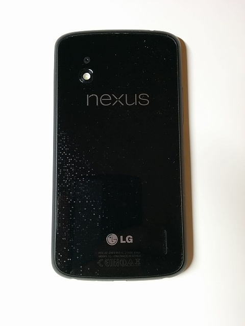 Gorgeous Nexus 4 16 GB Black with Official Bumper and Original Packaging and Accessories-04.jpg