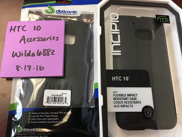 HTC 10 Accessory Package - You Pay Shipping ONLY-img_1875.jpg